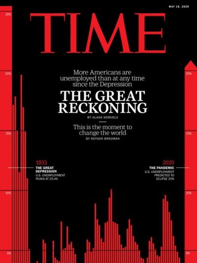 Time USA - May 18 , 2020