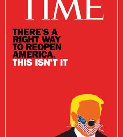 Time USA - May 25 , 2020