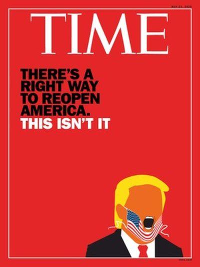 Time USA – May 25 , 2020
