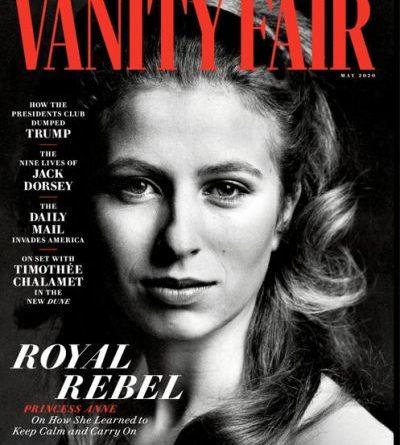 Vanity Fair USA - May 2020