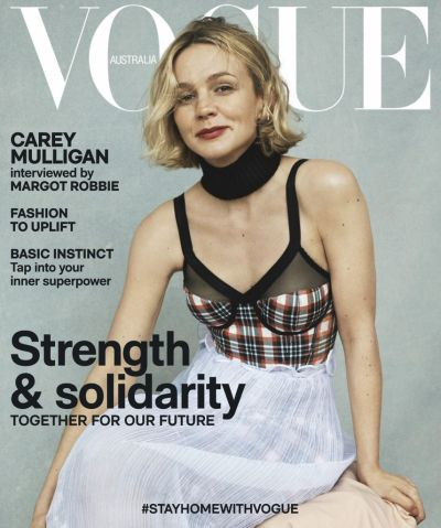 Vogue Australia – May 2020