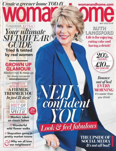 Woman & Home UK - May 2020