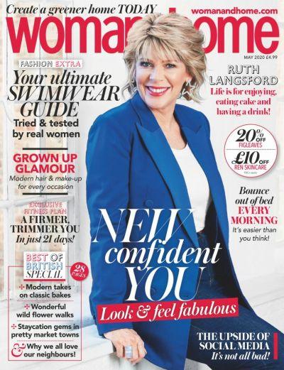 Woman & Home UK – May 2020