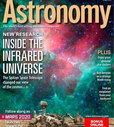 Astronomy - June 2020