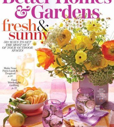 Better Homes & Gardens USA - June 2020