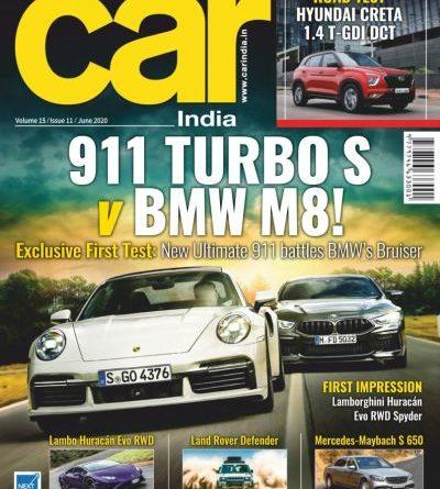 Car India - June 2020