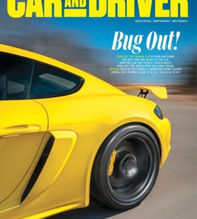 Car and Driver USA - June 2020