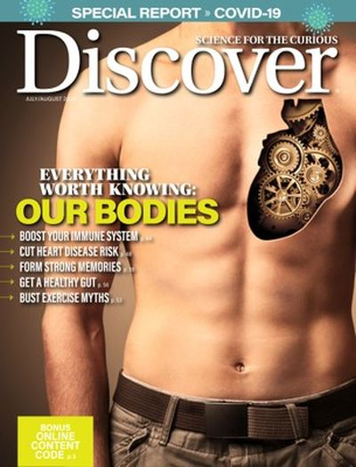 Discover - July / August 2020
