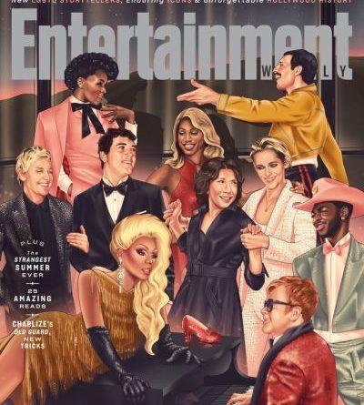 Entertainment Weekly - June 2020