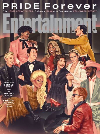 Entertainment Weekly - June 2020