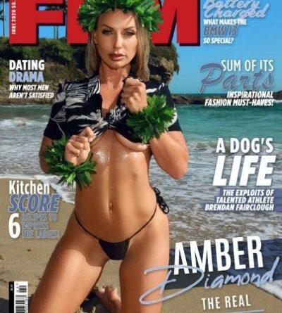 FHM USA - June 2020