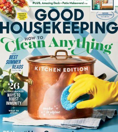Good Housekeeping USA - June 2020