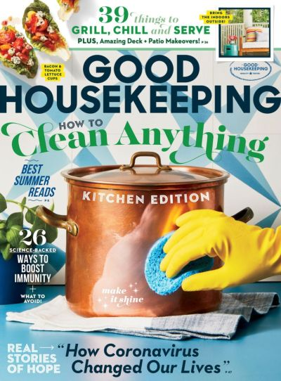 Good Housekeeping USA - June 2020