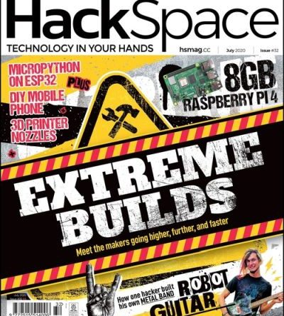 HackSpace - July 2020