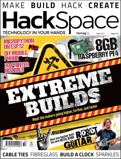 HackSpace - July 2020