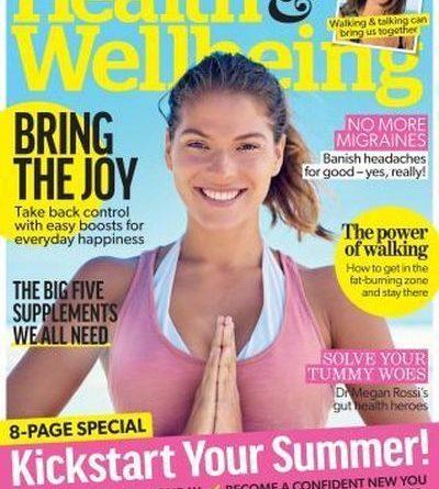 Health & Wellbeing - July 2020