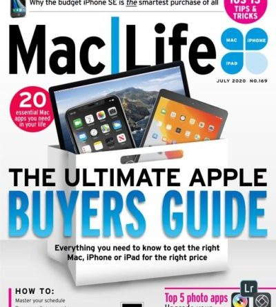 Mac Life UK - July 2020