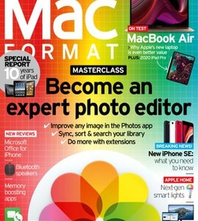 MacFormat UK - June 2020