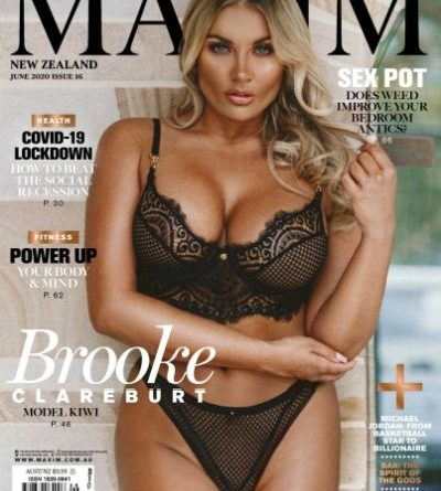 Maxim New Zealand - June 2020