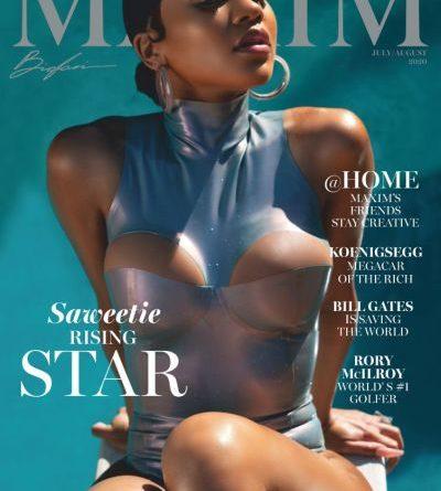 Maxim USA - June 2020