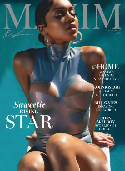 Maxim USA - June 2020