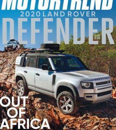 Motor Trend - June 2020