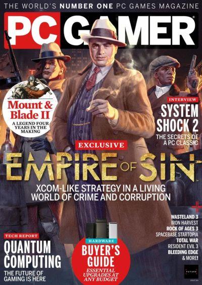 PC Gamer UK - June 2020