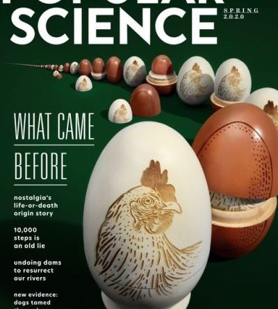 Popular Science USA - Spring 2020