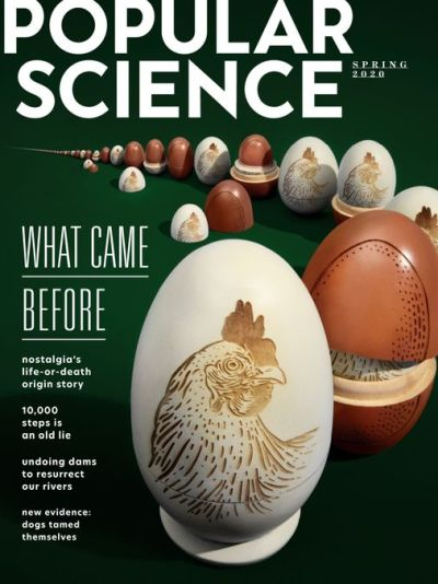 Popular Science USA – Spring 2020