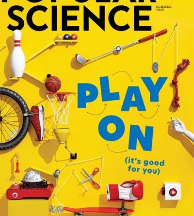 Popular Science USA - Summer 2020