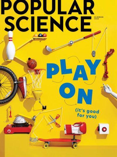 Popular Science USA - Summer 2020