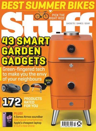 Stuff UK - July 2020