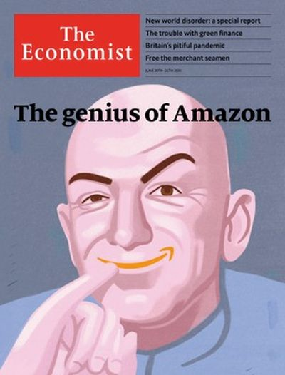 The Economist USA - June 20 , 2020
