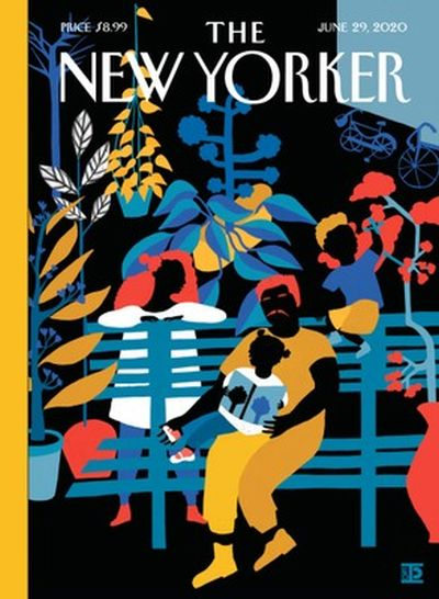 The New Yorker - June 29 , 2020