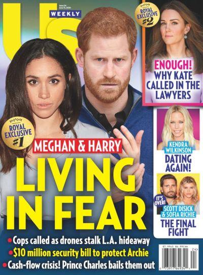 US Weekly – June 15 , 2020