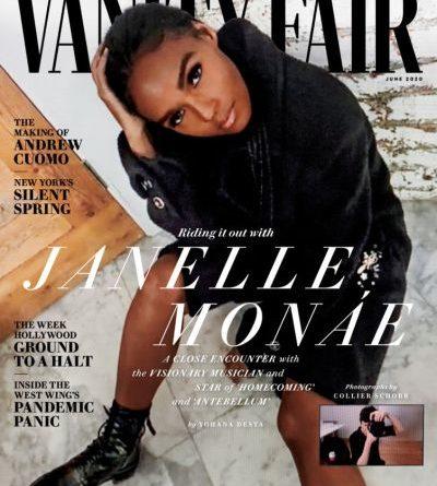 Vanity Fair USA - June 2020