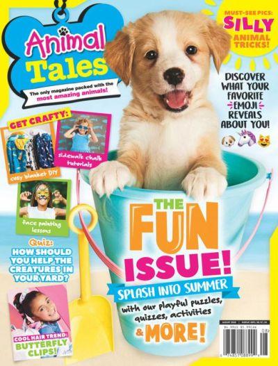 Animal Tales – August 2020