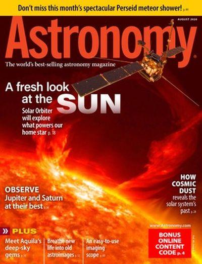 Astronomy – August 2020