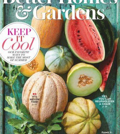 Better Homes & Gardens USA - August 2020
