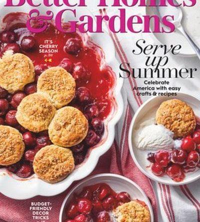 Better Homes & Gardens USA - July 2020