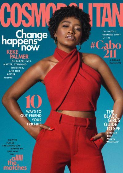 Cosmopolitan USA - July 2020