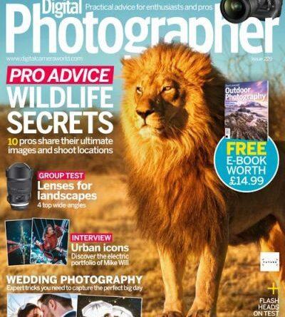 Digital Photographer - Issue 229 , 2020