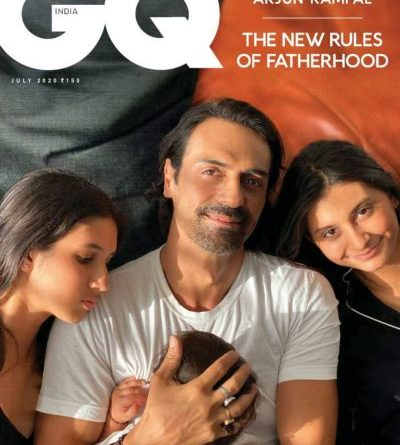 GQ India - July 2020
