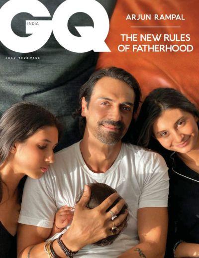 GQ India – July 2020