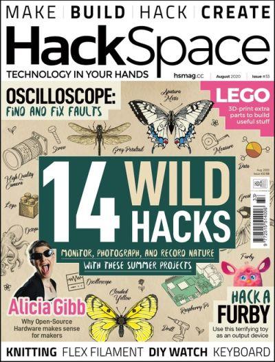 HackSpace - August 2020