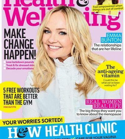 Health & Wellbeing - August 2020