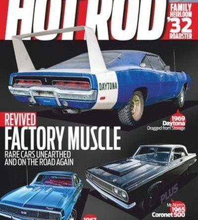 Hot Rod - July 2020