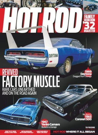 Hot Rod – July 2020