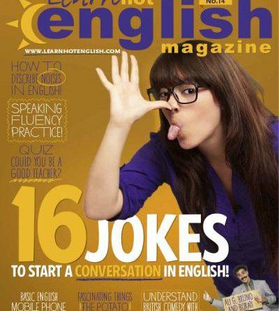 Learn Hot English - July 2020