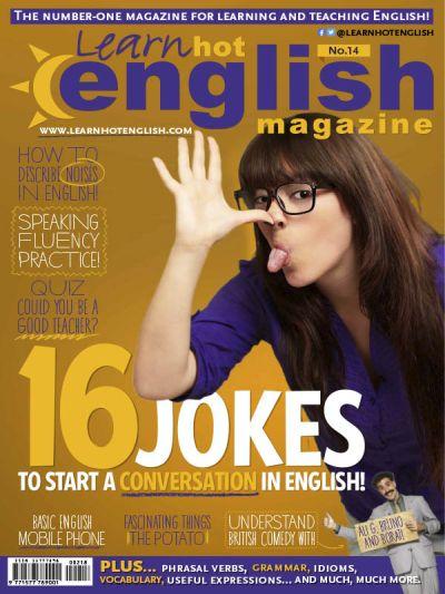 Learn Hot English – July 2020